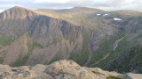 July 19 Cairngorms camp- From Stag Rocks to Shelterstone crags