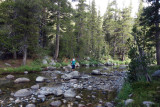 Crossing Return Creek