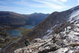 Mt Connes east ridge