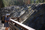 29th August 2019 Leaving Devil's Postpile for the hills