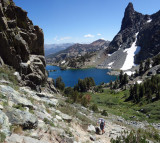 Above Minaret Lake