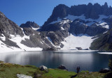 Lovely Iceberg Lake