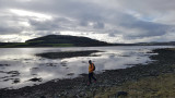 Oct 19 Hiking on the Black Isle at Munlochy Bay