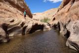 Boulder Creek narrows