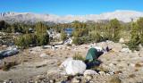 September 2019 Sierra -Camp near Elba Lake