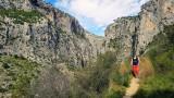 2020 Hiking down into Barranco de Infierno