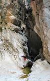 2020 Barranco de Infierno- exiting the canyon