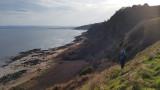 March- Trail down to Eathie beach