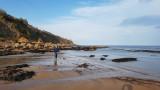 March- Eathie beach