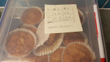 March- Time for home baking -Muffins!