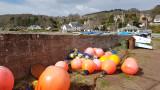 April- Fortrose harbour