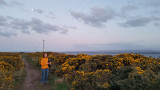 April- evening walk to Chanonry Point