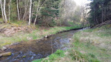 April- I was delighted to discover a way to connect Rosehaugh estate with Munlochy via this river crossing