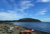 May- Kayaking stop at Munlochy bay south sutor