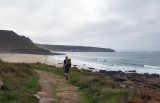 Sep20 Whitesand Bay and Sennen in the distance