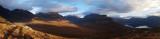 Nov 20 Ben Alligin panorama, Torridon