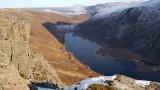 Nov 20 Loch Avon, Cairngorms