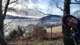 Jan 21 Great Glen Way north of Drumnadrochit