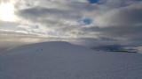 Jan 21 Ben Wyvis, ski tourers