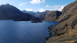 April 21 Skye - Heading to the bad step and coruisk