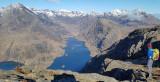 April 21 Skye - Coruisk and the Cuillin ridge from Sgurr na Stri