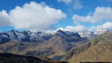 April 21 Skye - the Cuillin ridge from Sgur na Stri north ridge