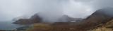 April 21 Skye - Camasunary with wild weather