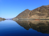 April 21 Knoydart - Lovely calm waters at times