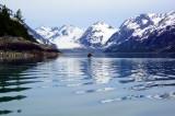 Alaska sea kayaking for 2 weeks in Glacier Bay