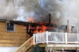 East Thompson CT - Structure fire; 20 Labby Rd. - March 17, 2019