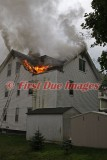 Southbridge MA - Apartment house fire; 164 Marcy St. - July 17, 2019