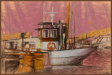 Fishing Boat by Susie, September, 2019