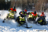 Motoneige / Snowmobile