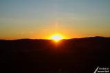 Sunset over the Emporda / Coucher de soleil sur l'Emporda