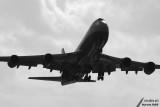 Boeing 747-8 BBJ Qatar Amiri Flight