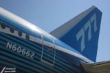 Le Bourget 2005 - Boeing 777-200LR