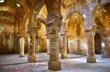 Arab Bath, Ronda, Spain 534a