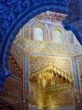 Palace Madrasa, Decorative Muqarnas, Muslim School of Koranic Law, Granada 307