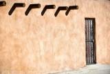 Iron door in Albuquerque Old Town, New Mexico 322
