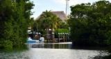 Entrance to Angler House Marina, Islamorada, Florida Keys 551