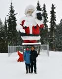 Santa Claus at North Pole, Alaska 625