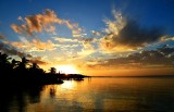 Sunset at Marker 88 on Islamorada, Florida Keys, Florida 900