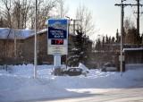 It's only -13F in Fairbanks, Alaska 103