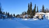 Still lots of snow in Fairbanks, Alaska 028