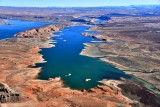 Halls Creek Bay and Bullfrog Bay, Lake Powell, Hall Mesa, Bullfrog Utah 693