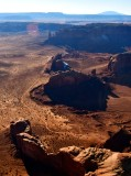 Artist's Point, North Window Overlook, The Thumb, Elephant Butte, Camel Butte, John Ford Point, Three Sisters, Monument Valley
