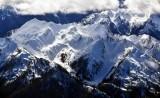 Mount Seattle, Mount Noyes, Mount Meany in Olympic National Park, Washington 149