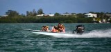High Speed Cruise, Florida Bay, Islamorada, Florida Keys 064