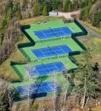 Tennis courts at Trilogy at Redmond Ridge, Redmond Washington 008