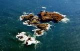 Tatoosh Island and Lighthouse, Offshore of Cape Flattery, Olympic Peninsula, Washington 036